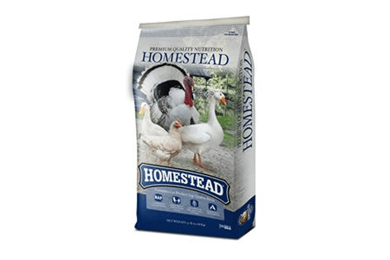 Homestead Poultry Chick-En-Egg Concentrate (Granules)