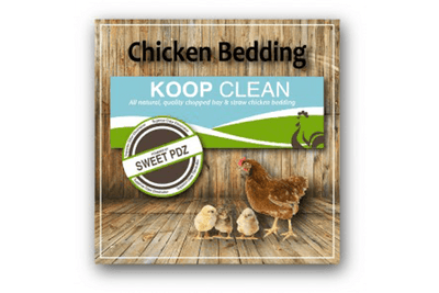 Koop Clean Chicken Coop Bedding