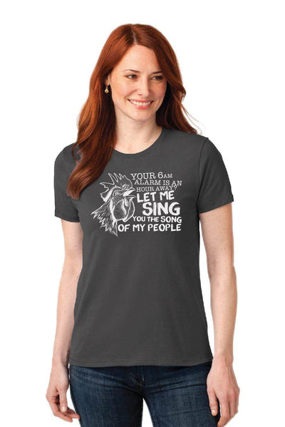 Let Me Sing Women's T-Shirt