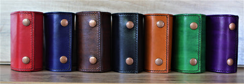 The Wearable Wallet color options