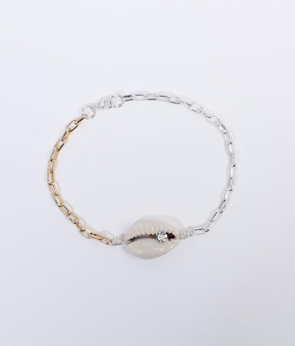 MY NAME IS SHELL BRACELET