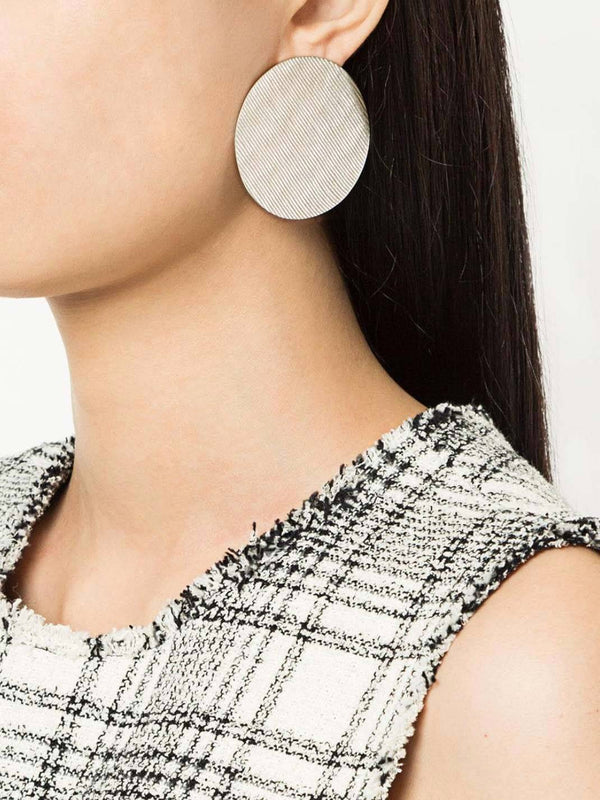 XL DISC EARRING - FAIRYDUST_JEWELRY