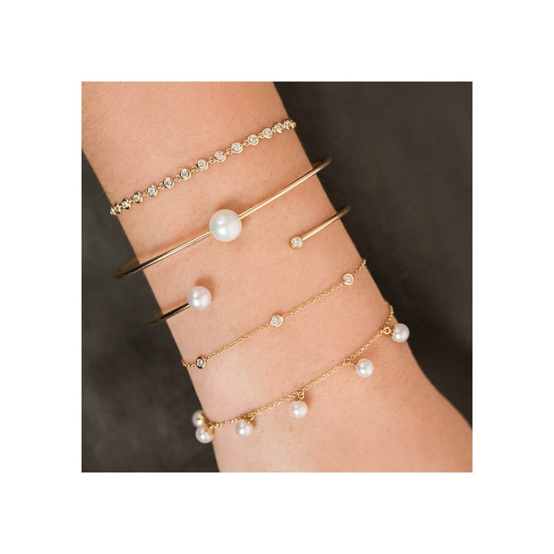 FLOATTING DIAMONDS BRACELET - FAIRYDUST_JEWELRY
