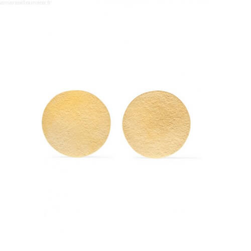 XL DISC EARRING