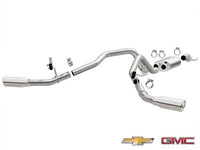 Magnaflow Stainless Chevy GMC Cat Back Exhaust 15269