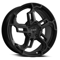 HD Wheels Switch All Satin Black