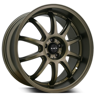HD Wheels Clutch All Satin Bronze