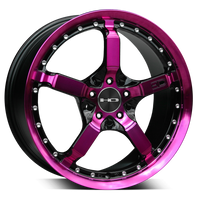 HD Wheels Cool Down Pink