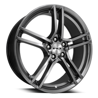 HD Wheels Vento Hyper Black