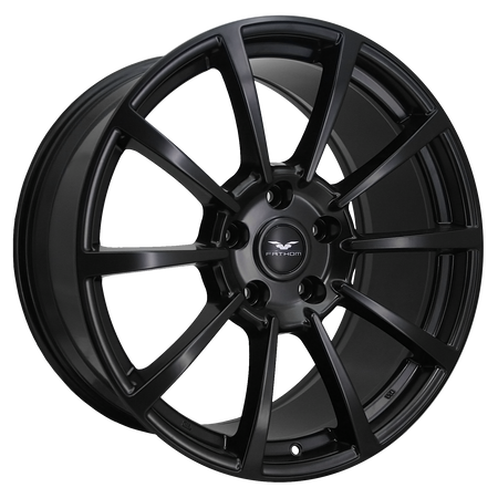 Fathom Designs FDCR All Satin Black