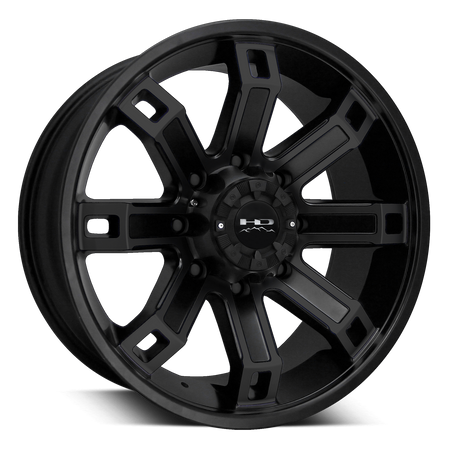 HD Off-Road Hollow Point All Satin Black