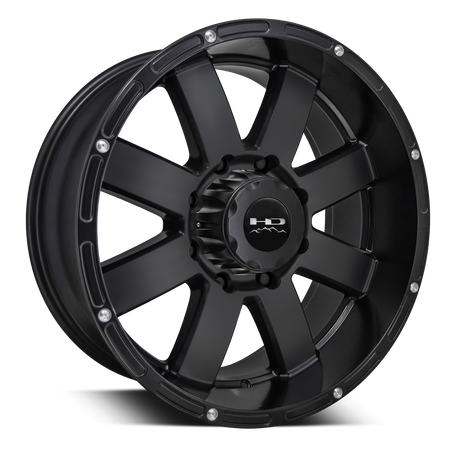 HD Off-Road Timber All Satin Black