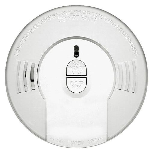 Kidde smoke alarms are one of the world's most reliable, worry-free smoke detectors. Powered by one 3V sealed-in lithium battery, that last 10 years to eliminate worry about battery removal or unauthorized deactivation of alarm. This smoke alarm is suitable for all living areas. SKU: KID0910CA UPC: 047871901524