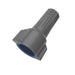 Underground Wire Connectors Model 63 - Wire connectors with 100% silicone-based sealant to protect against moisture and corrosion. For use in damp/wet locations or above-grade applications. SKU: IDE10063 UPC: 624141100636