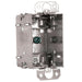 "Device Box 2X3X2.5"" - Device Boxes are used for house wiring devices such as switches or receptacles. SKU: HUB1104LUBAR UPC: 626463020616"