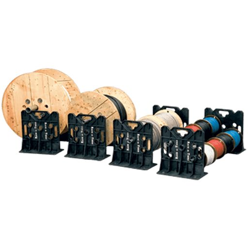 The Rack-A-Tiers multi-purpose wire dispenser is versatile, waterproof, rustproof, rugged, very reliable, light weight & strong. It locks together to make a comfortable seat and can be used as a saw horse, pipe vise, caddy, workbench and more. SKU#: 11455 UPC: 625912114555