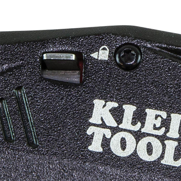Klein Tools Spring-Assisted Open Pocket Knife, Model 44223