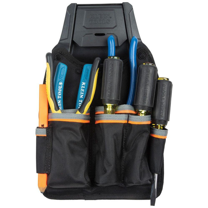 Klein Tools Tradesman Pro™ Modular Trimming Pouch with Belt Clip, Model 55914*