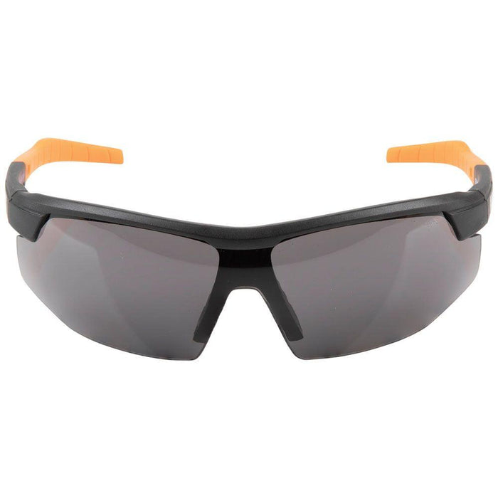Klein Tools Standard Safety Glasses, Narrow Grey Lens, Model 60160