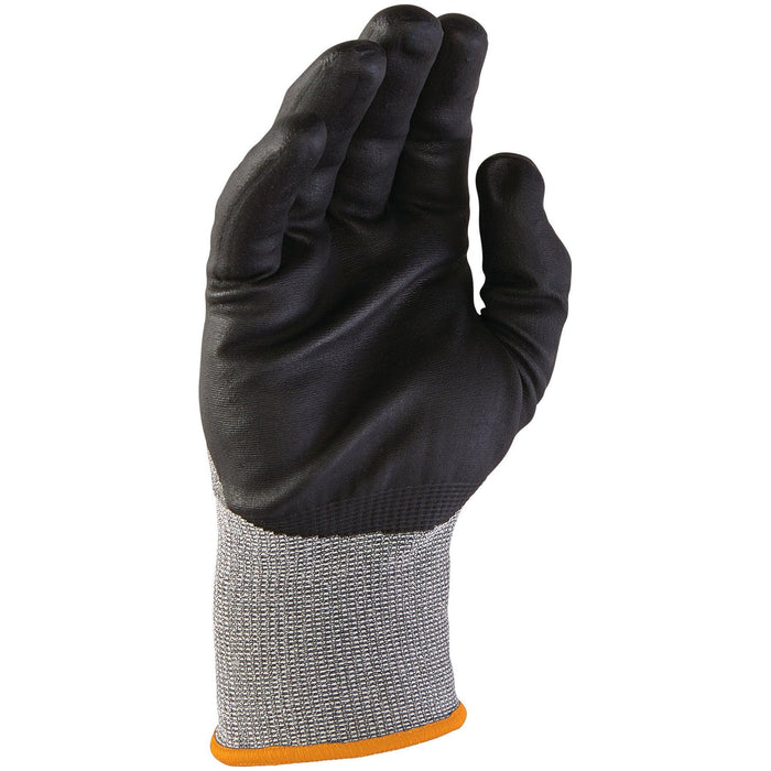 Klein Tools Cut 2 Touchscreen Leather Gloves (2 Pairs) **Available in different sizes (L/XL), Models 60185(L) & 60197(XL)