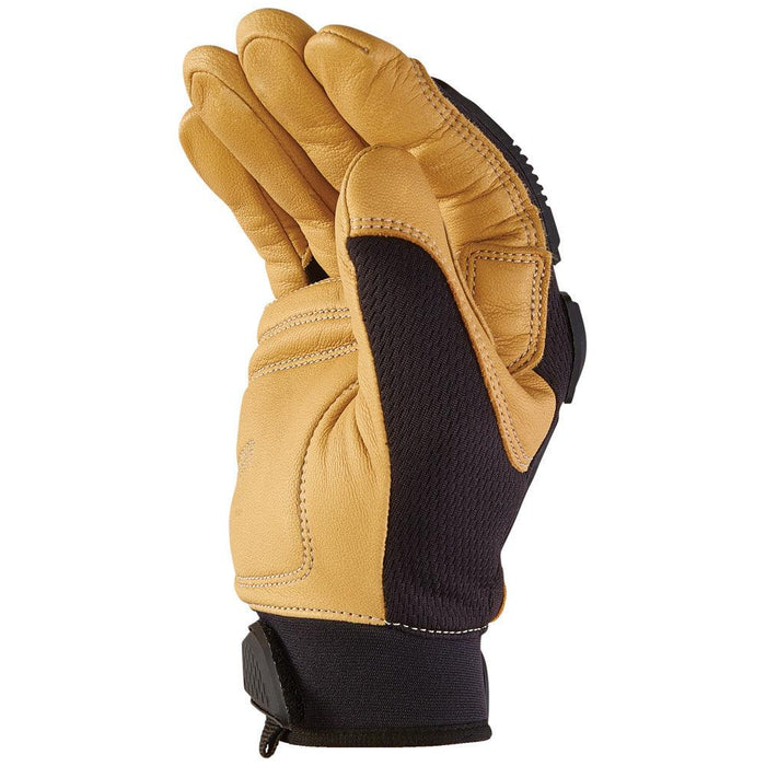 Klein Tools Leather Gloves (1 Pair) **Available in different sizes (L/XL), Models 60188(L) & 60189(XL)