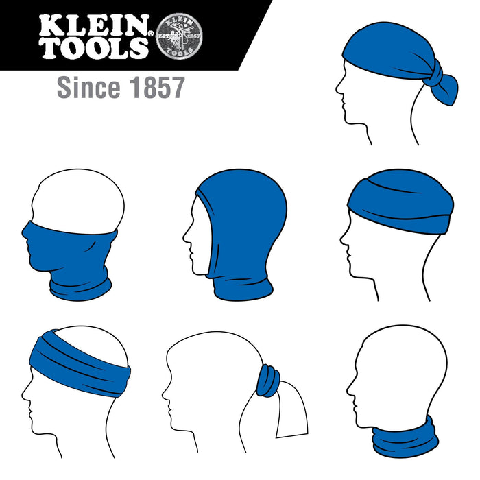 Klein Tools Neck and Face Cooling Band, Model 60439