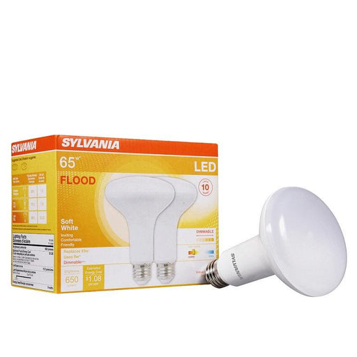Sylvania Contractor Series 9W LED Reflector Lamp offers years of service and reduces energy & maintenance costs. These lamps are environmentally preferred products. They are mercury and lead free. They don't emit UV or IR radiations. This lamp can be used in art galleries, hospitality, museums, offices, residential, restaurants, and retail. SKU: SYELED9BR30DIM82710$  UPC: 046135739545