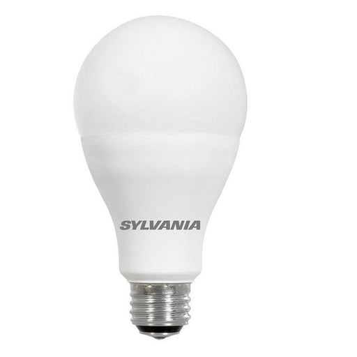 Save energy with Sylvania Ultra LED A21 lamp that produces a light at 5000K offers years of service, and reduces maintenance costs. This lamp is environmentally preferred products. It is RoHS compliant and contains no mercury, lead or other hazardous materials. SKU: SYELED23A21DIMO850UR  UPC: 046135797354
