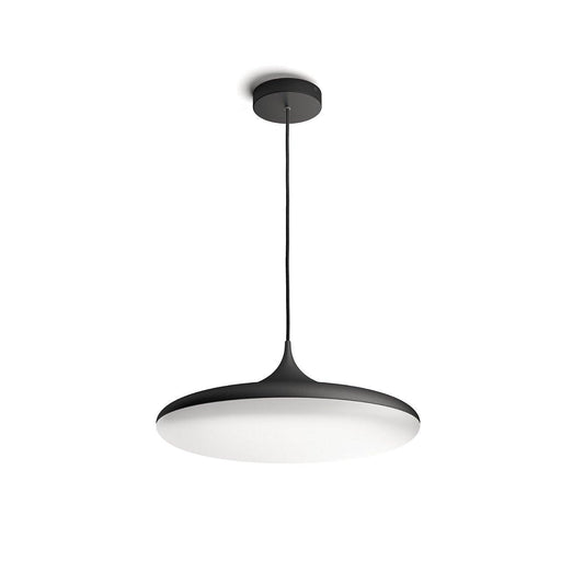 Cast the perfect ambiance from above with the Cher pendant light. Enjoy any tone of white, from warm to cool white light. Works as a standalone light or as part of your smart lighting system with the Hue Bridge. SKU: PHI4076130U7 UPC: 046677801359