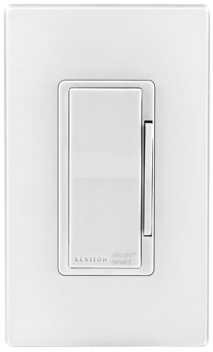 Decora Smart Dimmer with Homekit Technology offers customers the ability to control their lights from wherever they are. SKU#: DH6HD701 UPC: 078477806814