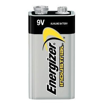 Energizer batteries are the most durable batteries on the market. Energizer 9V Alkaline batteries are designed for industrial/ professional use. SKU EN22 UPC: 10039800019193