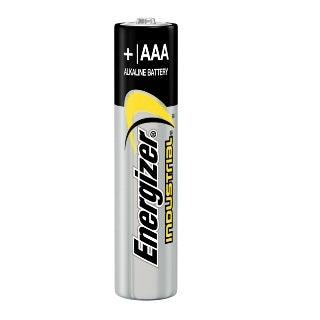 Energizer AAA batteries are the most durable batteries on the market. With a variety of batteries sizes and types to choose from Energizer has the battery you need to provide long lasting power your devices. SKU# EN92 UPC:10039800016871