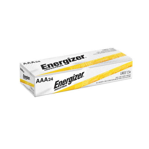 Energizer AAA batteries are the most durable batteries on the market. With a variety of batteries sizes and types to choose from Energizer has the battery you need to provide long lasting power your devices. SKU: EVEEN92 UPC:10039800016871