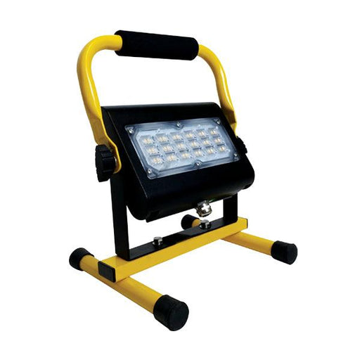 HLK-LED30 Worklight is a compact and lightweight contractor grade work-light with an adjustable light head that can aim light in any direction.  SKU: RABHLKLED30, RAB089241 UPC: 061184892416