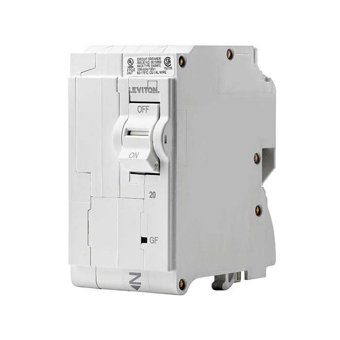 GFPE circuit breakers provide protection of equipment from damaging line-to-ground fault currents by operating to cause a disconnecting means, to open all ungrounded conductors of the faulted circuit. Model: LB220-EP UPC 078477814871
