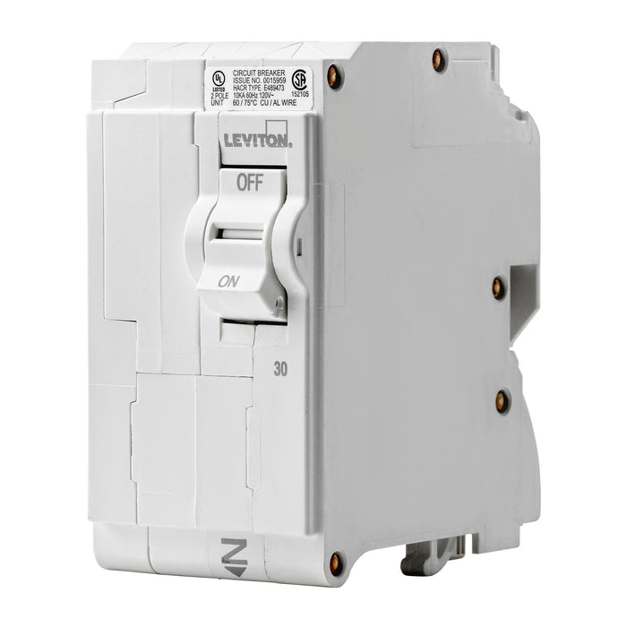 Leviton Circuit breakers are engineered to the highest standards so you can feel confident with every installation. Model: LB230 UPC 078477814444