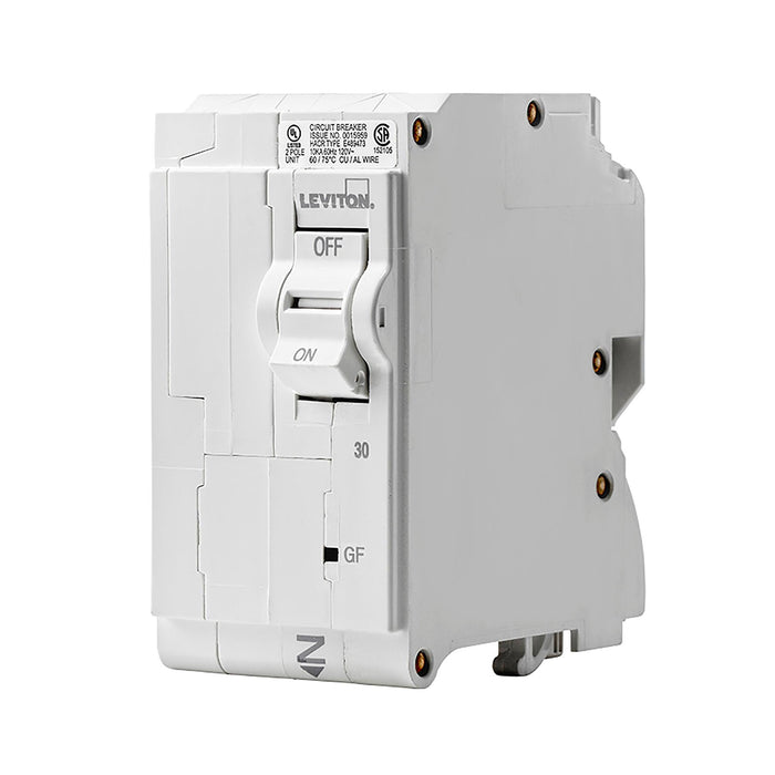 GFPE circuit breakers provide protection of equipment from damaging line-to-ground fault currents by operating to cause a disconnecting means, to open all ungrounded conductors of the faulted circuit. Model: LB230-EP UPC: 078477814956