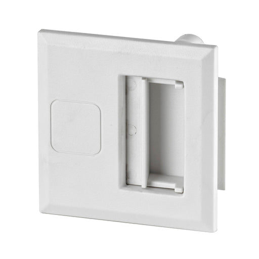 Leviton's Door Latch Kit offers a properly fitted latch for all Leviton NEMA 1 enclosures. The latch's long lasting design is easy to open and provides reliable and secure attachment for all doors. SKU#: LDRLA, UPC: 078477903438