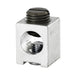 The Leviton Ground Lug is designed for maximum conductivity and corrosion resistance. The Ground Lug accommodates 6 - 2/0 AWG conductors, offers easy installation and ensures CODE requirements are met. Model: LLGND  UPC 078477822340