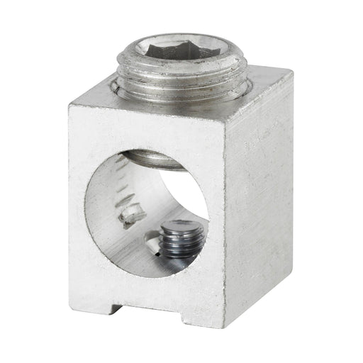 Leviton's Neutral Lug is designed for the supply neutral connection. Leviton's Neutral Lug accommodates wires of gauge 6 AWG - 300 MCM.  SKU#: LLNTL UPC 078477822463
