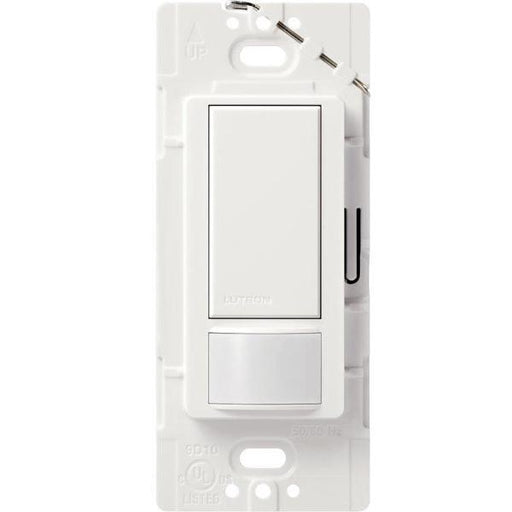 The Lutron Maestro Sensor will help you control your electricity consumption, it's motion sensors automatically turn lights on when someone enters the room and off when they leave. This sensor also detects natural sunlight and will only turn on when you need it. SKU#: MSOPS2WH UPC: 027557982825