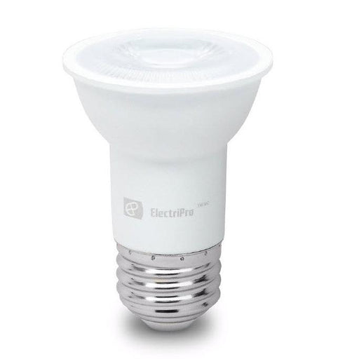 This Energy Star qualified lamp is dimmable and produces a Soft White Light (3000K). SKU#: EPO5PAR16LED830DIM UPC: 067805475150