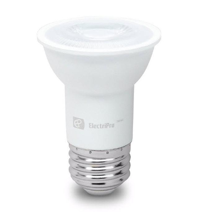 This Energy Star qualified lamp is dimmable and produces a Soft White Light (3000K). SKU#: 5PAR16LED830DIM UPC: 067805475150