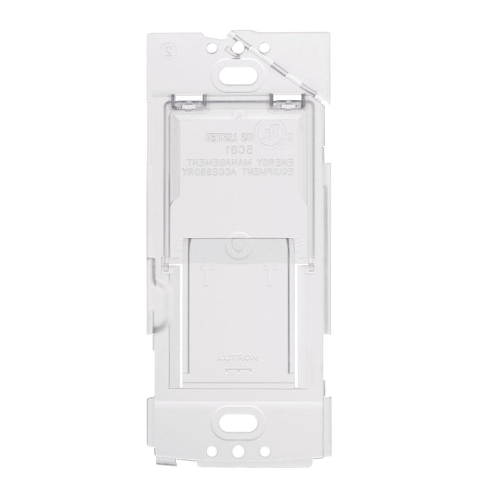 The Caseta Wireless Wallplate Bracket for Pico Remote allows you to seamlessly mount your Pico remote to a wall in your home where you need it the most. SKU#: PICO-WBX-ADAPT UPC: 784276072137