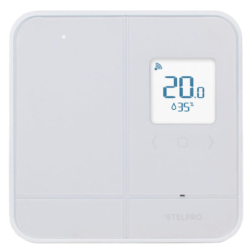 The new Maestro Smart thermostat by Stelpro is the smart way to control your home heating system. Pair with the Maestro controller for a full range of smart home automation features. SKU: STOSMT402   UPC: 626296542323