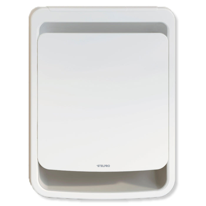 Make your bathroom an oasis of peace and tranquility with the new Oasis Bathroom fan heaters. They are the perfect device for heating small rooms like vestibules or hallways. Its refined look and high-performance polymer finish blend in with any decor. SKU: STESOA2002WCW  UPC: 626296539347