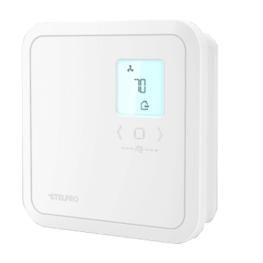 Stelpro Programmable Electronic Thermostat for Fan Heaters, Model ST402PFF