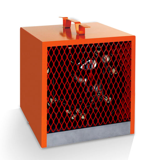 UCH portable heater is the perfect choice for construction sites or areas requiring temporary and efficient heating. Housing the safest heating element on the market today. SKU: STEUCH48T  UPC: 626296200339
