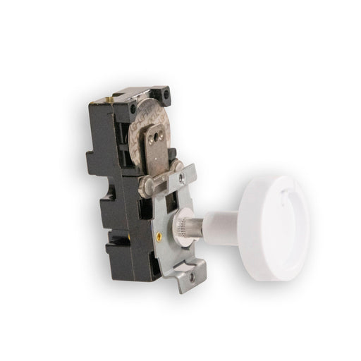 This Stelpro built-in thermostat is specifically designed for UHF series wall fan heaters. Each adjustable kit comes complete with thermostat, white control knob, and installation instructions. SKU: STEUHFT1W  UPC: 626296592366