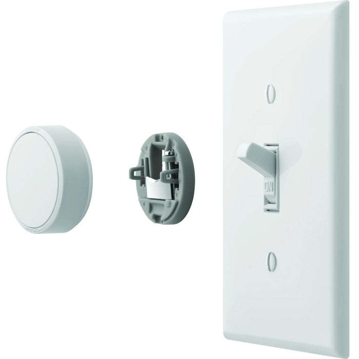 Lutron Aurora Smart Bulb Dimmer - Certified for Philips Hue Smart Lighting Systems, Model Z31BRLWHLOC